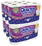Quilted Northern Ultra Plush Bath Tissue, 36 Double Rolls