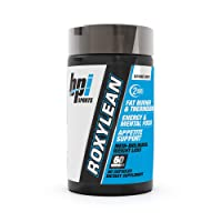 BPI Sports -Roxylean Extreme Fat Burner & Weight Loss Supplement, 60Count (Packaging...