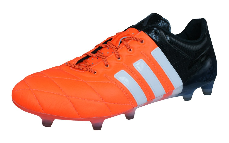 adidas Ace 15.1 FG / AG Pro Mens Soccer Boots / Cleats [並行輸入品] B01LD64YMY 28.0 cm|Orange Orange 28.0 cm