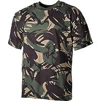 US T-shirt, manches mi-longues 170g/m²