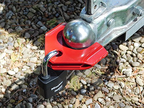 Trailer Coupling Locking/ Safety Device - Made in the USA