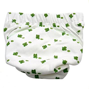 Amazon Com Fairy Baby Breathable Bamboo Cloth Diaper Waterproof