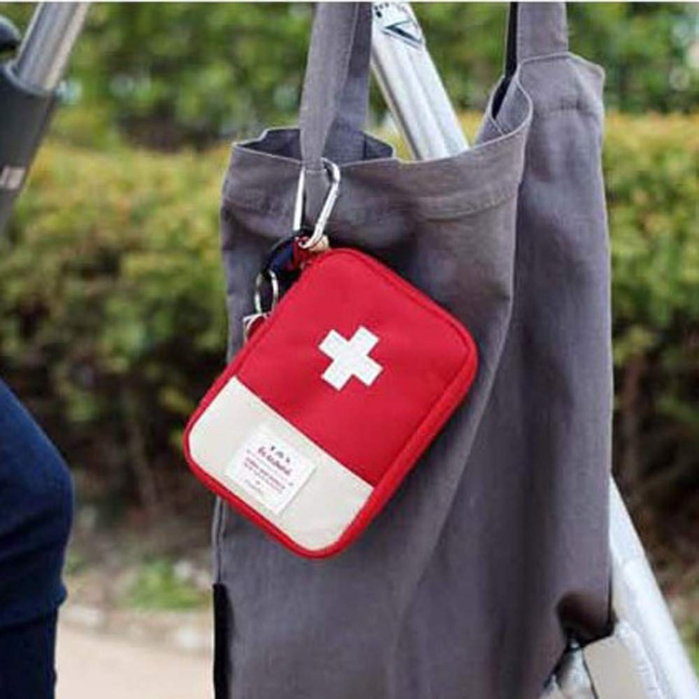 iLUGU Medical Bag Emergency Survival Drug Storage Kit Treatment Outdoor Home Rescue by iLUGU (Image #4)
