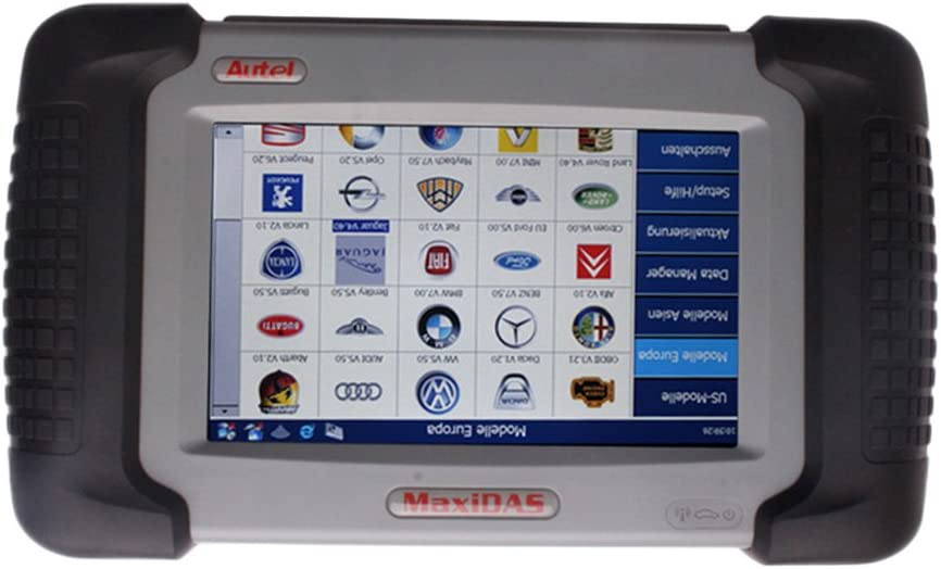 Autel Maxidas Ds708 Automotive Diagnostic Und Analysis System Baumarkt