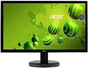 "Acer K222HQL bid Black 21.5"" Full HD 1920 x 1080 LCD Monitor, VESA Mountable, ACM, Acer EcoDisplay, Tilt, DVI, HDMI, VGA"