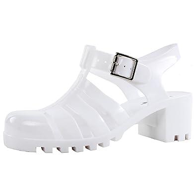 c79645fe49d Soda Ranee-S Jelly Sandals