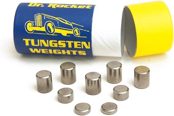 Pinecar Designer Stick-On Weights 2 oz