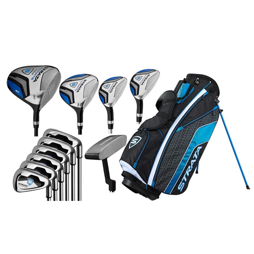 Callaway 2019 Men's Strata Steel Ultimate Complete Golf