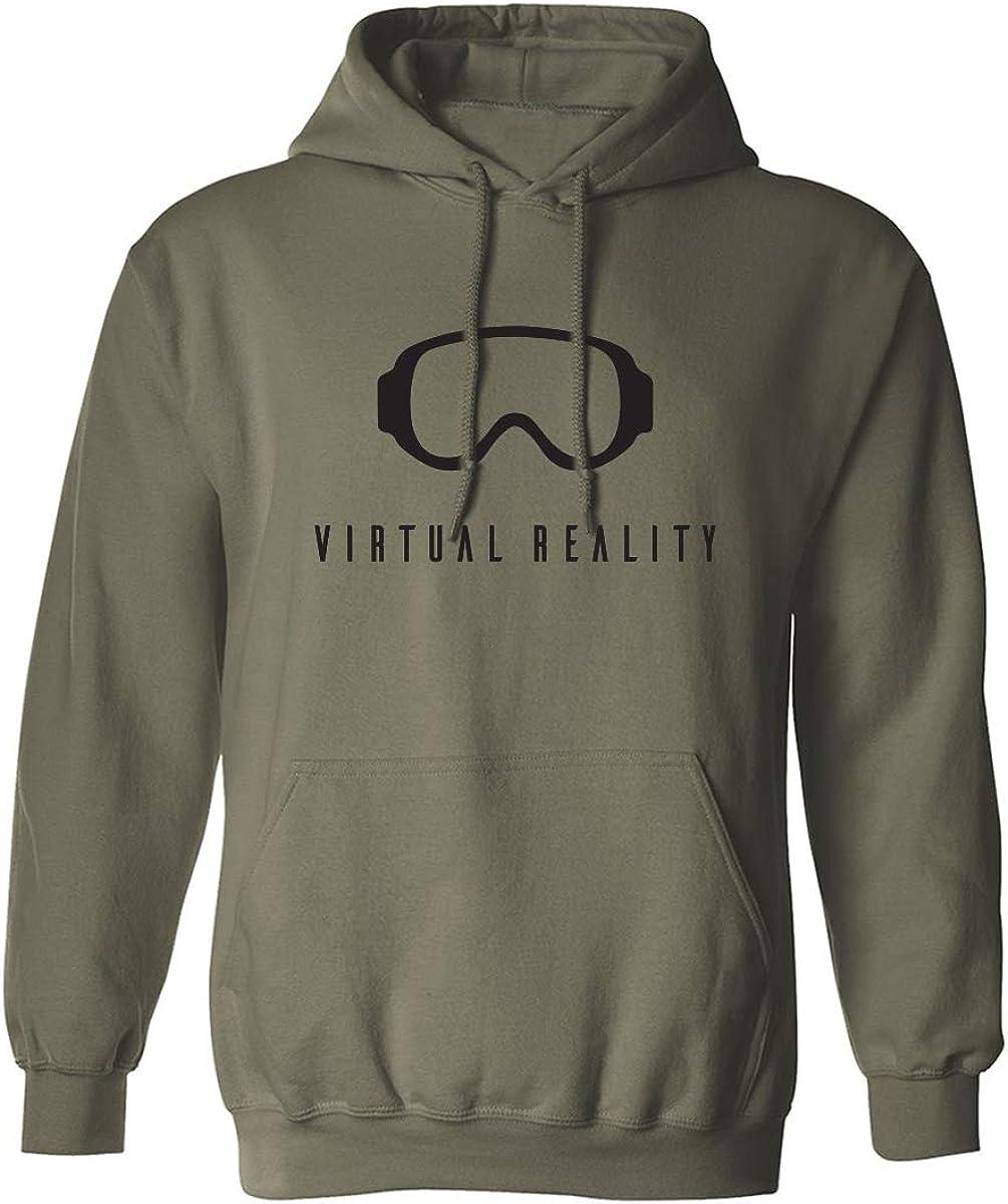 zerogravitee Virtual Reality Adult Hooded Sweatshirt