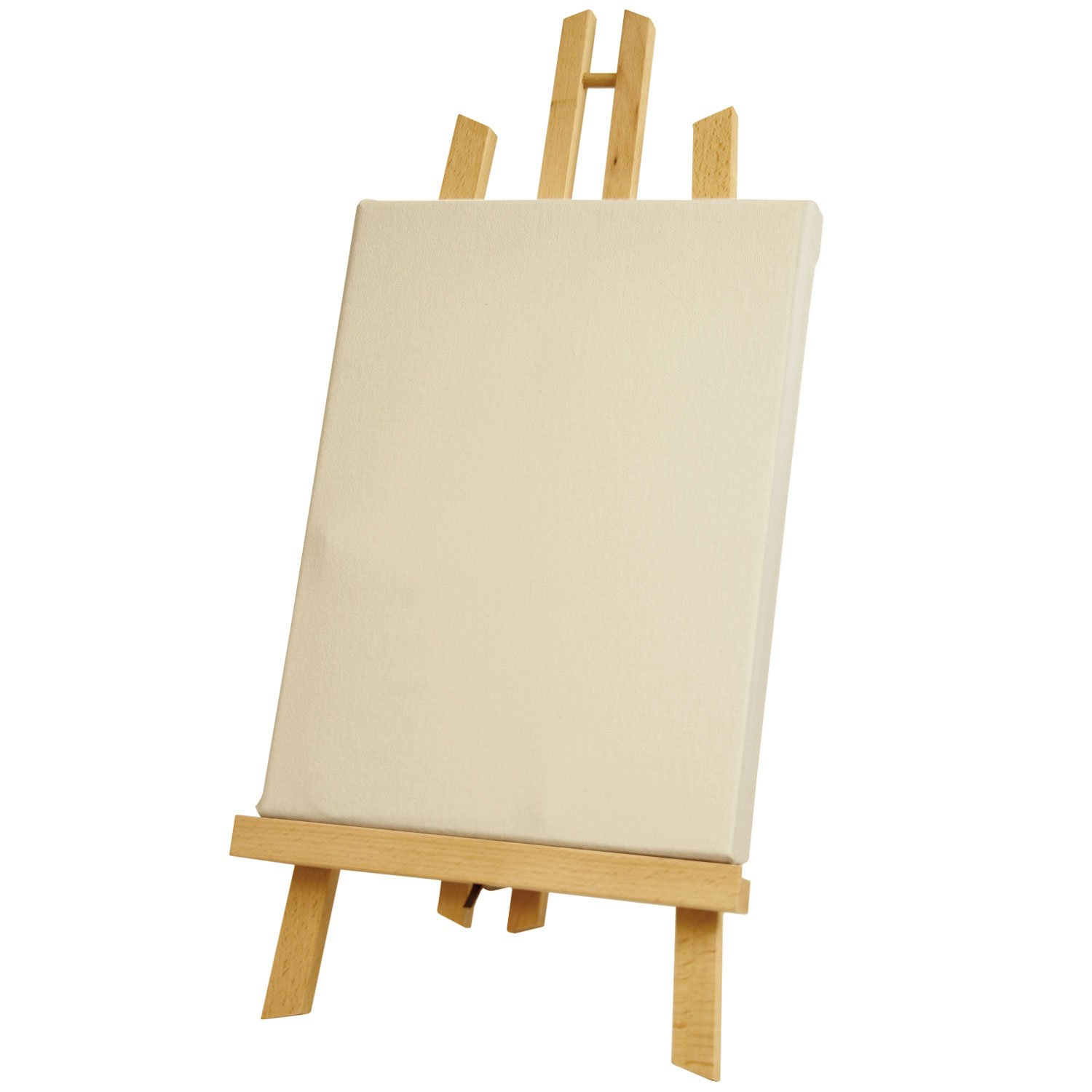US Art Supply 18'' Large Tabletop Display A-Frame Artist Easel (12-Pack) by US Art Supply (Image #2)