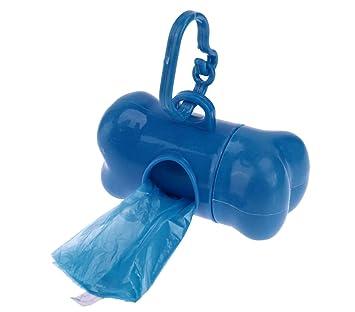 332016 Porta bolsas higienicas para perro en forma de hueso ...