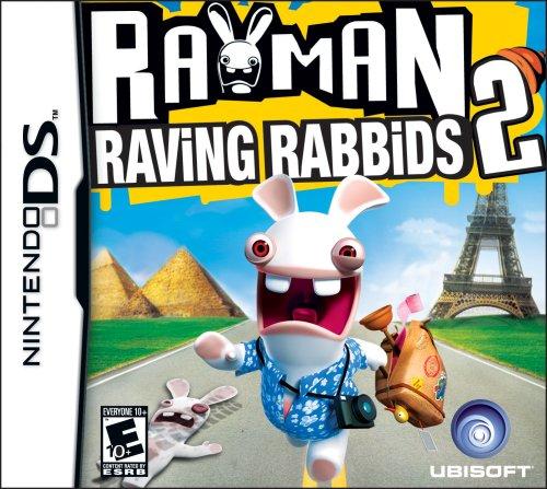 Rayman Raving Rabbids 2 Ds