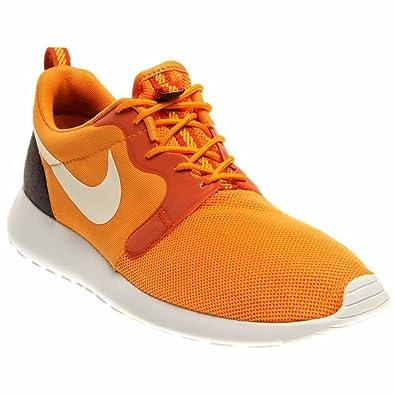 new arrival 94293 a2351 Nike Men s Rosherun HYP, Kumquat   White - Anthracite - Turf Orange, ...