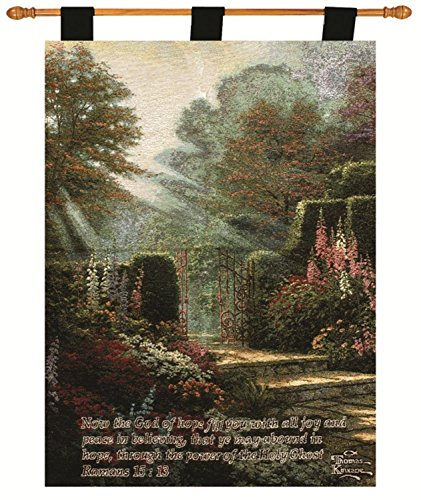 Thomas Kinkade wall art decor - wall hanging tapestry