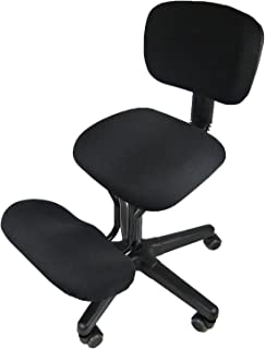 Jobri Solace Kneeling Chair With Back Support U2013 Ergonomic Chair Designed To  Help Relieve Back Pain