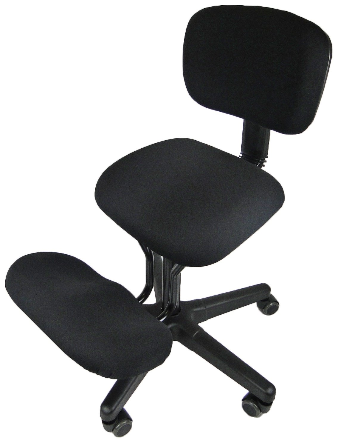 Solace Kneeling Chair With Back Support Ergonomic Chair