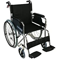 Mobiclinic, Palacio, Silla de ruedas plegable, ortopédica, autopropulsable