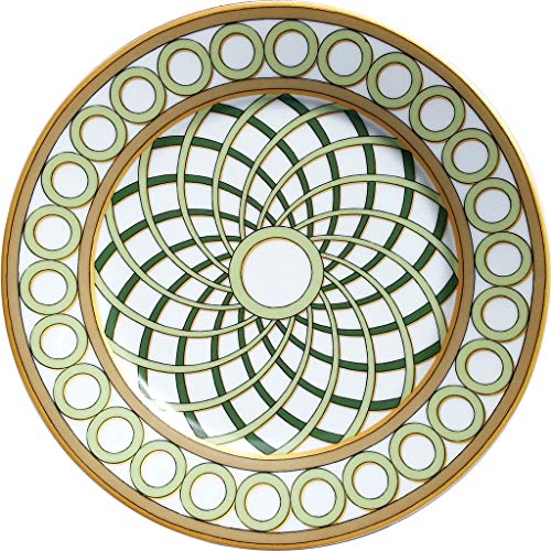 Royal Limoges Jardin Francais Dessert Plate
