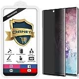 """Película De Privacidade Vidro Temperado Para Samsung Galaxy Note 10 Plus Tela 6.8"""" Polegadas Proteção Anti Impacto E Curioso"""