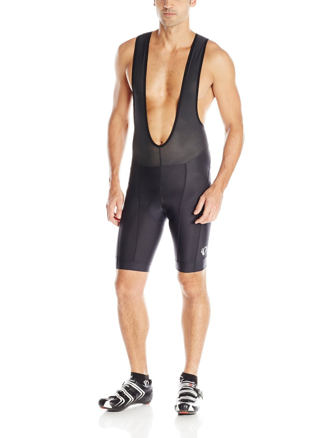 Pearl Izumi - Ride Men's Attack Bib Shorts, Black, Medium