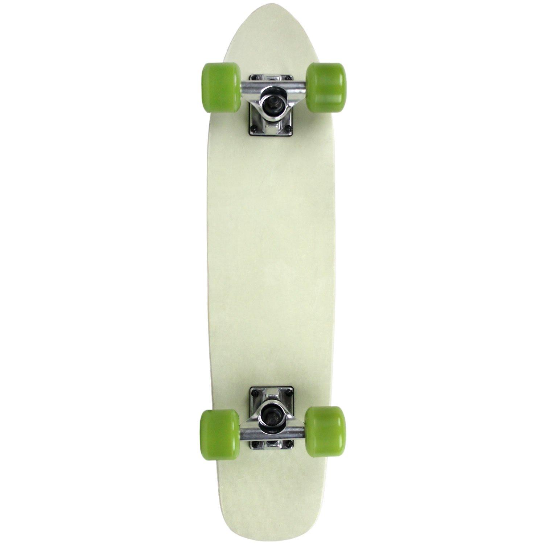 6.5 x 25 Max Papis Innovations MPI-FG-6525R-SIL4//61NV Tie Dye 6.5 x 25 MPI MPI NOS Complete Fiberglass Tie Dye Skateboard