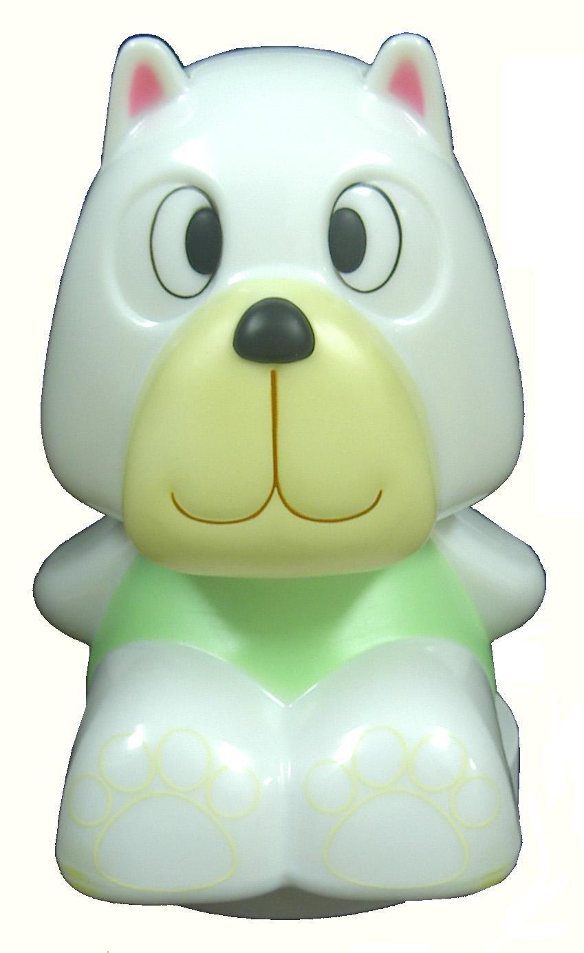 Animal Shaped LED Portable Lamp (Dog)