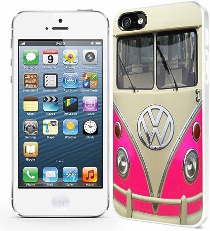 Rose VW Volkswagen Mini Bus étui pour iPhone et Samsung Coque ...
