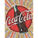 Buffalo Games Coca-Cola: Photomosaic - 1000 Piece Jigsaw Puzzle by Buffalo Games