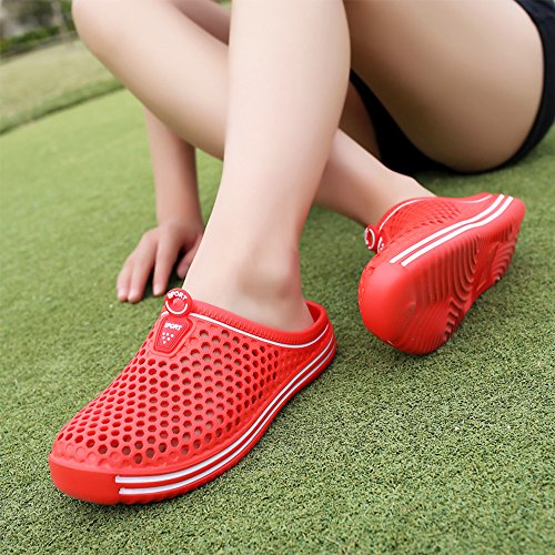 Shoes Red Demo Ultifree Classic Clog Unisex Garden xTUqIz