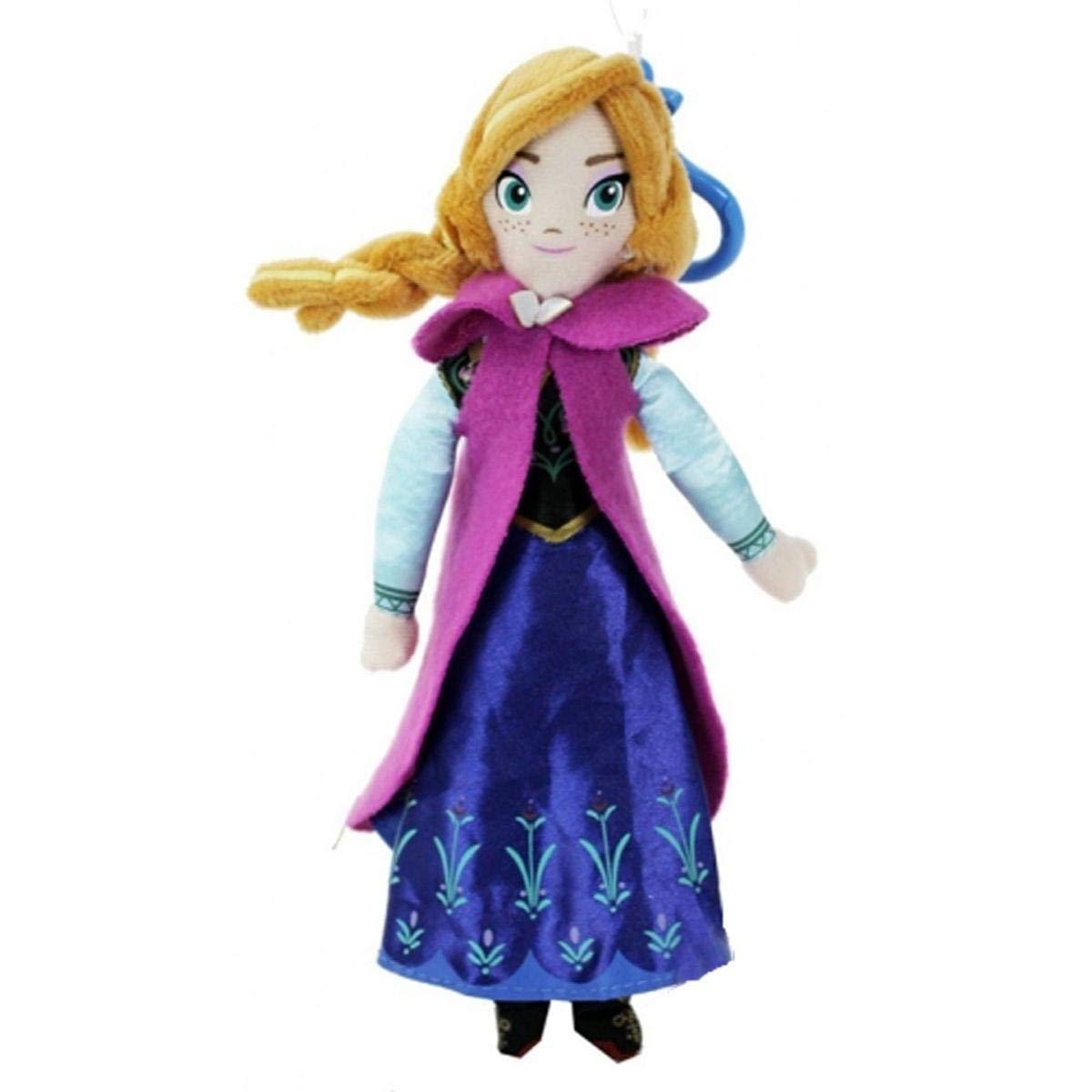 Fast Forward Disney Frozen Anna Coin Purse - 6' FCLMC04WN