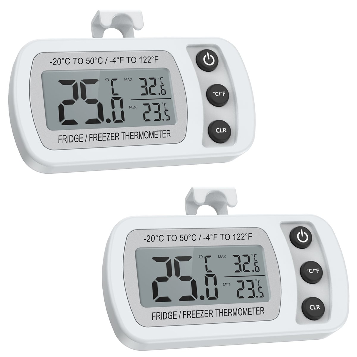 Best Rated in Refrigerator Thermometers & Helpful Customer ...