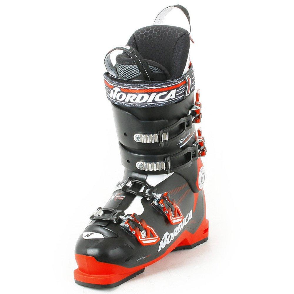 NORDICA SPEEDMACHINE 110 Ski Schuh 2018 red/Black/White