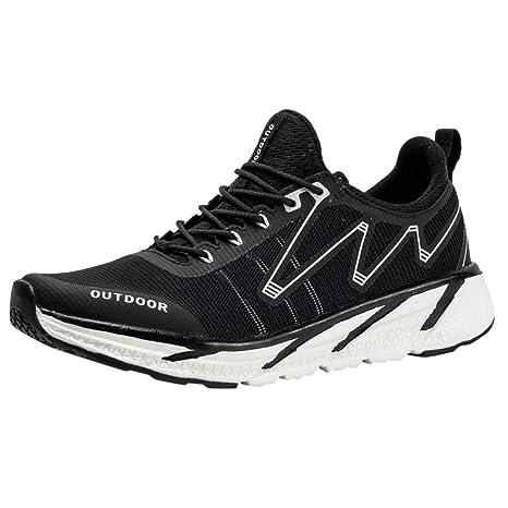 3d67112bc7b33 Amazon.com: 2019 JJLIKER Women's Men Couple Casual Sneakers Mesh ...