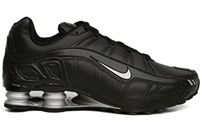 fc2bb235f34 Nike Shox Turbo 3.2 SL Mens Running Shoes  455541-090  Black Metallic