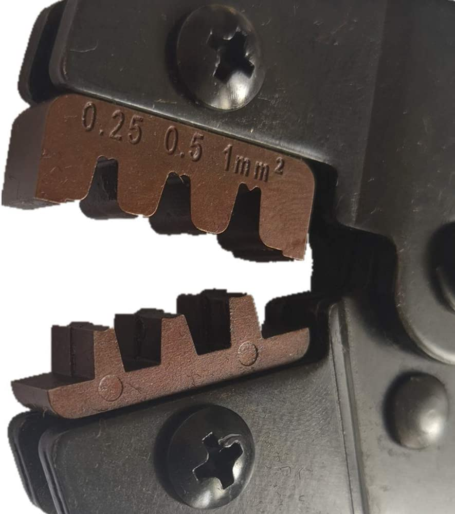 Outil de sertissage de c/âble de style europ/éen Mini-Sn-48B Pince /à sertir pour terminal professionnel Outils /à main multifonctions 0.5-1.5Mm/² Baugger Pince /à sertir pour mini-terminaux