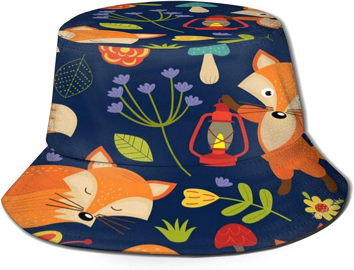 Boys and Girls 100/% Polyester Fox On Purple Mesh Cap Low Profile Trucker Mesh Cap for Unisex