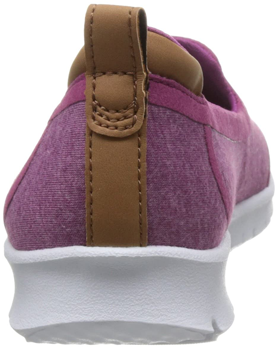 Clarks Womens Step Allena Lo Loafers