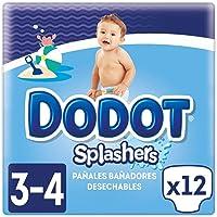 Dodot Splashers Pañales Bañadores Desechables - Paquete