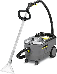 Karcher Puzzi 100 Carpet Cleaner with Floor and Upholstery tool