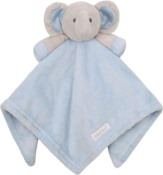 Newborn Baby Teddy Lamb Comforter Elephant Unicorn Soft Toy Snuggle Blanket Gift