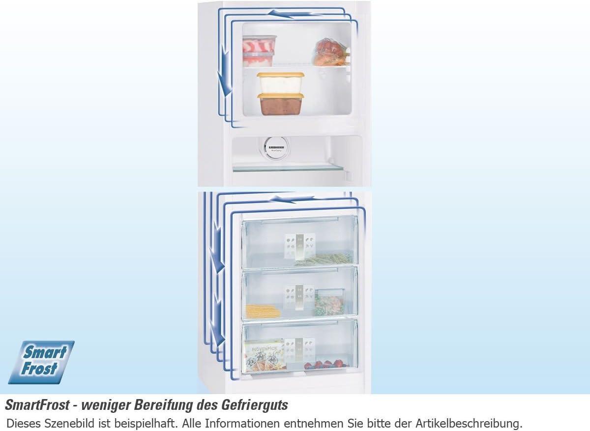 Liebherr GP 1476 Premium Bajo encimera Vertical 103L A++ Blanco ...
