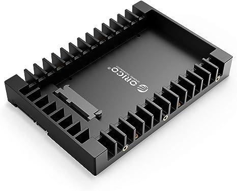ORICO - Adaptador de Disco Duro HDD SSD de 2,5 a 3,5 mm para ...