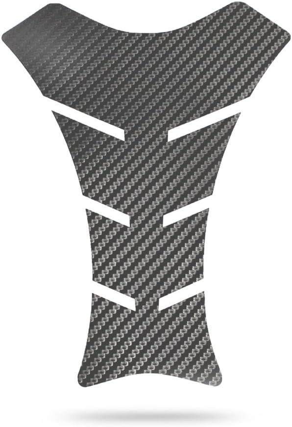 in 3 Farben erh/ältlich WEI/ß Tankschutz Aufkleber Pad f/ür Motorrad Tank Lackschutz Motoking Tankpad CARBON NEW-CLASSIC Tankaufkleber