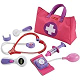 EXCLUSIVE Fisher-Price Medical Kit Playset - Pink