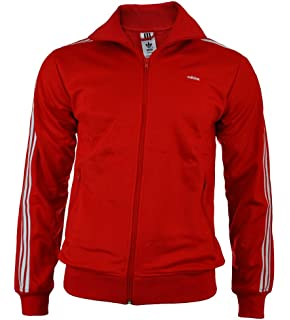 Adidas Originals Adi-Firebird TT Herren Jacken Track Tops Zipped ... 6989acbbc0