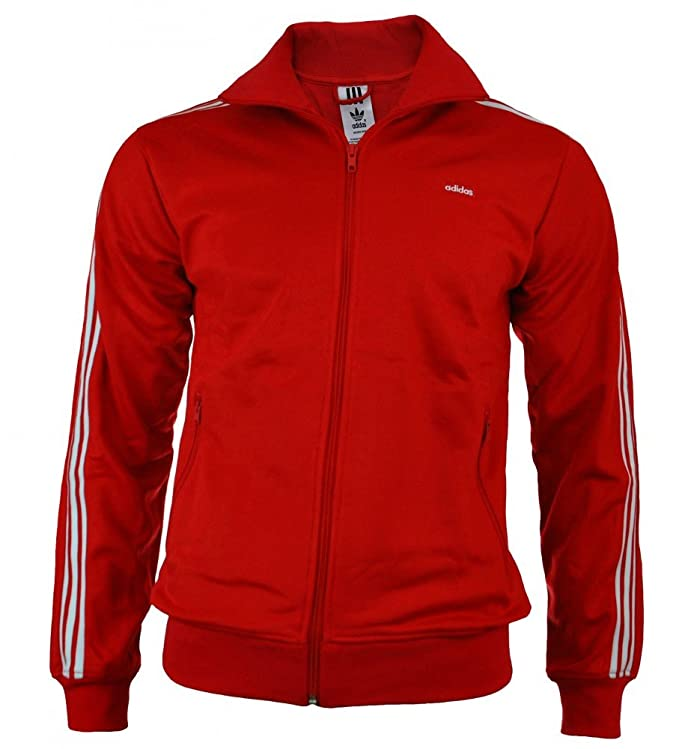 Amazon.com: adidas Originals Mens Beckenbauer Track Top M ...
