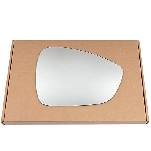 Wide Angle Right driver side Silver Wing mirror glass # Tocor//ls0-2005567//590