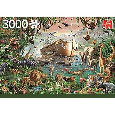 Jumbo 618326 Puzzle Larca Di No