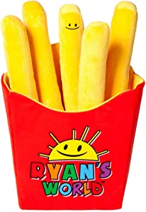 Ryan's World French Fries Plush Pillow
