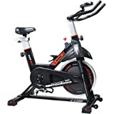 pooboo Indoor Cycling Bike Belt Drive Pro Exercise Bike
